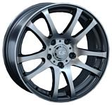 LS Wheels LS283 7x16/5x105 D56.6 ET36 GMF