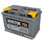 Аком Reactor 6СТ-75 R (75Ah)