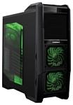 FOX 9901-3 w/o PSU Black/green