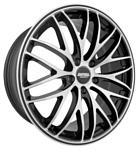 Royal Wheels Race 8.5x18/5x108 D73.1 ET40 Black