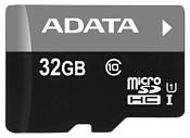ADATA Premier microSDHC Class 10 UHS-I U1 32GB + SD adapter