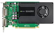 PNY Quadro K2000 PCI-E 2.0 2048Mb 128 bit DVI