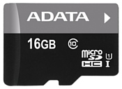 ADATA Premier microSDHC Class 10 UHS-I U1 16GB