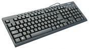 Gembird KB-8300M-BL-UR Black USB