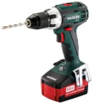 Metabo BS 18 LT 5.2Ah x2 Case 602102650