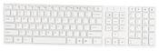 Arctic Cooling K381 Multimedia Keyboard White USB