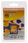 EXPLOYD SDHC Class 10 4GB