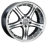 LS Wheels LS322 8x18/5x114.3 D73.1 ET45 GMF
