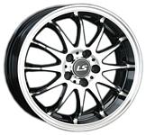 LS Wheels LS299 6x15/5x100 D57.1 ET40 BKF