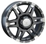 LS Wheels LS212 7.5x18/6x139.7 D67.1 ET46 GMF