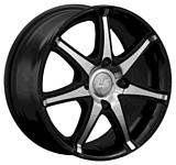 LS Wheels LS104 6.5x15/5x108 D73.1 ET45 BKF