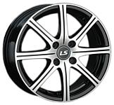 LS Wheels H3001 6x15/4x100 D73.1 ET45 BKF