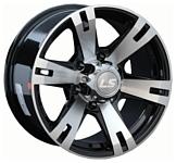 LS Wheels LS182 10x15/5x139.7 D108.5 ET-40 BKF