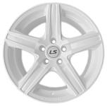 LS Wheels LS321 6.5x15/5x105 D56.6 ET39 White