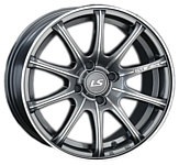 LS Wheels LS317 7x16/5x114.3 D73.1 ET40 GMF