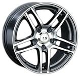 LS Wheels LS285 6.5x15/5x112 D57.1 ET45 BKF