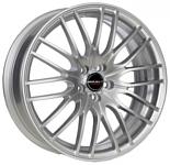 Borbet CW 4 8x17/5x120 D72.5 ET35 Silver