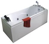 Royal Bath TUDOR SENOSAN 160x70