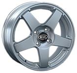 Replay KI101 6x15/4x100 D54.1 ET48 Silver