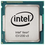 Intel Xeon E3-1220V3 Haswell (3100MHz, LGA1150, L3 8192Kb)