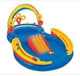 Intex Rainbow Ring Play Center 297x193x135 (57453)