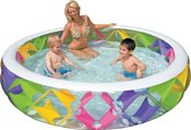 Intex Swim Center Pinwheel 229х56 (56494)