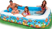 Intex Swim Center Tropical Reef 305x183x56 (58485)