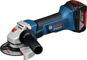 Bosch GWS 18-125 V-Li (060193A307)