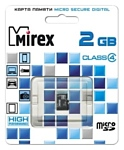 Mirex microSD Class 4 2GB