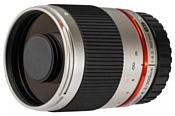 Samyang 300mm f/6.3 ED UMC CS Reflex Mirror Lens Fujifilm X