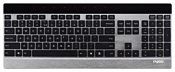 Rapoo Wireless Ultra-slim Touch Keyboard E9270P Silver USB