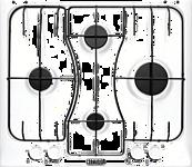 Zanussi ZGX 565414 W