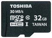Toshiba SD-C032UHS1 + SD adapter
