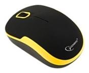 Gembird MUSW-200 Black-Yellow USB