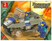 SLUBAN Военный спецназ M38-B0195