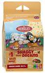 Berkley (2 кг) Shaggy Dreams #1 ягненок с овощами, фруктами и ягодами