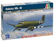 Italeri 1338 Военно-транспортный самолет Dakota Mk.III