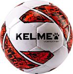 Kelme Vortex F18+ CCFL/CFSL 9886126-129-4 (белый/красный, 4 размер)