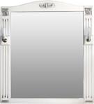 Atoll Зеркало Венеция (bianco, патина серебро)