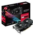 ASUS Radeon RX 560 1275Mhz PCI-E 3.0 4096Mb 7000Mhz 128 bit DVI HDMI HDCP Strix Gaming
