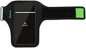 Baseus Flexible Wristband (черный/зеленый)