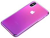 Baseus Glow для iPhone XS (розовый)