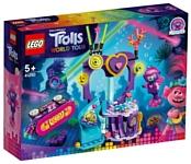 LEGO Trolls World Tour 41250 Вечеринка на Техно-рифе