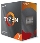 AMD Ryzen 7 3800XT Matisse (AM4, L3 32768Kb)