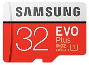 Samsung microSDHC EVO Plus 95MB/s 32GB + SD adapter