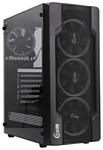 PowerCase Mistral X4 Mesh LED Black