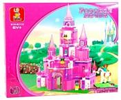 SLUBAN Розовая мечта M38-B0152 Замок принцессы