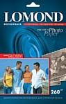 Lomond Суперглянцевая ярко-белая A5 260 г/кв.м. 20 листов (1103104)