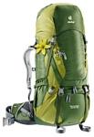 Deuter Aircontact 50+10 SL green (pine/moss)