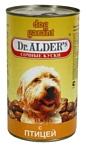 Dr. Alder ДОГ ГАРАНТ птица кусочки в желе Для взрослых собак (1.2 кг) 12 шт.